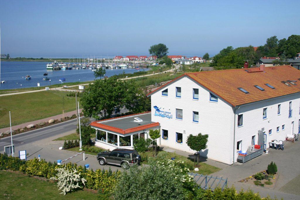 Hotel Haffidyll - Rerik