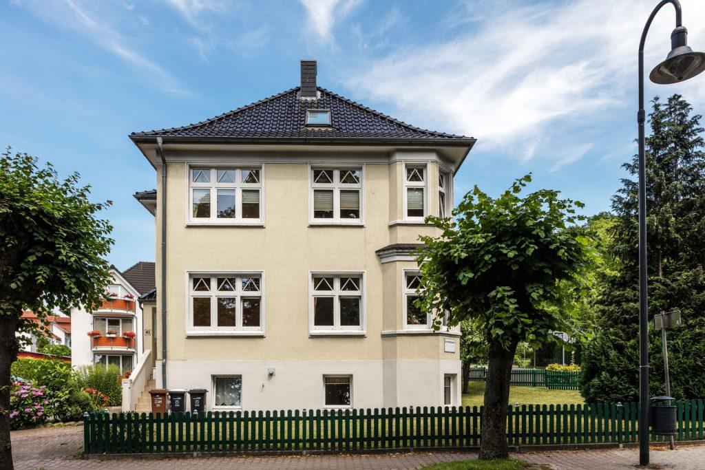 Villa Venske - Binz auf Rügen